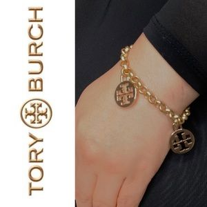 TORY BURCH bracelet with charm